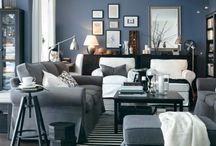 Living room Stupava