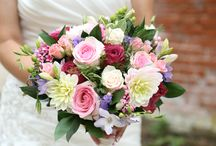 Stunning bouquets / A selection of bridal bouquets
