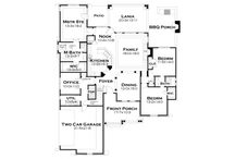 Home Design - Plans
