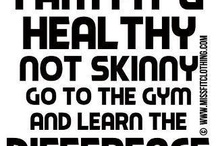 Health / Stuff that's good for you!  / by V T