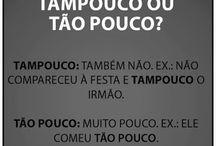 Dicas Português