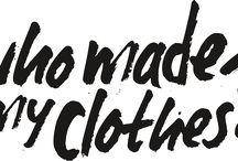 Ethical Fashion _the New In / #ethical #fashion #mode #moderesponsable #blogzine