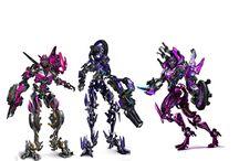 Transformers  crhonia