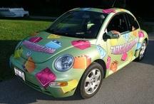 VW Beetle / cute little bug !!!