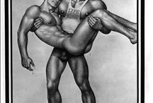 Tom Of Finland art