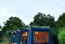 Shipping containers ideas