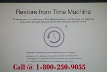 How to Restore Time Machine Backup to New Mac?