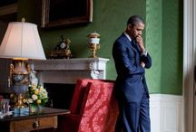 Mr. President / by Dianne de Vries
