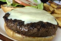 Prime Philly Burgers / 100% prime fresh ground burgers are 70% prime chuck and 30% prime brisket of beef.