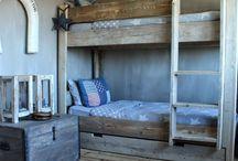 Raff slaapkamer