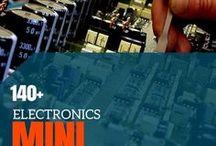 mini project electronics