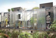 Architecture l logements