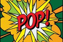 POP ART IDEAS