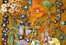 Impressionist Floral Paintings