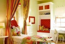 My girls bedroom ideas! / by Melissa Coronado