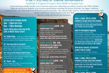 Cliffs of Moher Seabirds Festival / Cliffs of Moher Seabirds Festival, This board will give you an idea of all the feathery friends that you may meet when you visit  the festival from the 9th-14th May 2015.