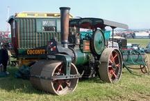 Steam powered equip