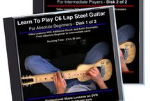 Learn Lap Steel Guitar