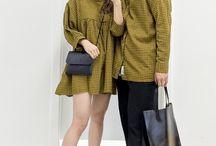 Korean couple style