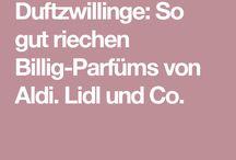 Parfüm Zwilling