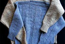 ガーンジーセーター