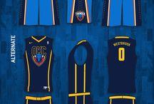 Oaklahoma City Thunder Players