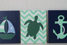Nursery Ideas / by Aisha Ali