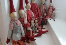 Pixies / Mailag Scandinavian dolls
