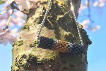 Molecules / Handmade Jewelery from Rikke Handreck Novod  Charm'ed Copenhagen - www.girlsbestfriend.dk