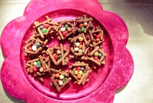 Healthy Goodie Bag Desserts