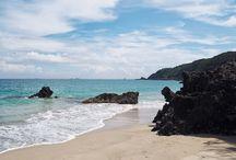 Urlaub, Sonne, Meer