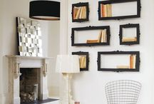 Gorgeous and Innovative Bookshelves