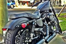 For Sale / I'm selling my Harley-Davidson Iron 883 with only 2400 miles for $7400. tweet me @dezigndistrict if interested. / by JP Midtown