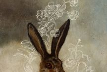 Mystical Hares... and some rabbits  / by Heather McPherson