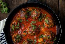 Boulettes-Meatballs