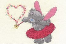 Me to You / New cross stitch kits