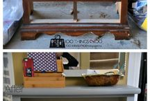 Re-purposed & Upcycle
