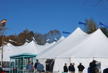 Tents and more Tents / Party Tents and more