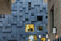 architecture façades