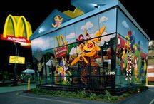 Mcdonalds around the world
