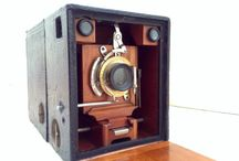 Photographic Equipment Box / Box Camera