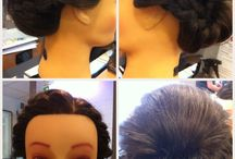 Hairstyles I created