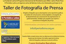 Seminario Taller Fotografía de Prensa 2014 / Con este curso taller intentamos brindar las técnicas a los que se encargan de registrar las fotografías de organizaciones a fin de que puedan hacer un mejor material que pueda se publicado en los medios de comunicación.