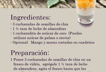 recetas con chia