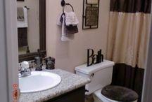 bathroom ideas / by Mindi Jones