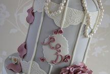 Cakes - Birdcages <3