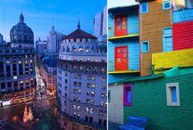 Buenos Aires / Visitar Buenos Aires.