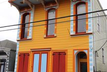 New Orleans House Painting Ideas / Picture of New Orleans House Painting Schemes