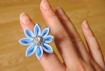 hair clip / gyűrűk és ékszerek