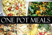 Food:  One Pot Meals